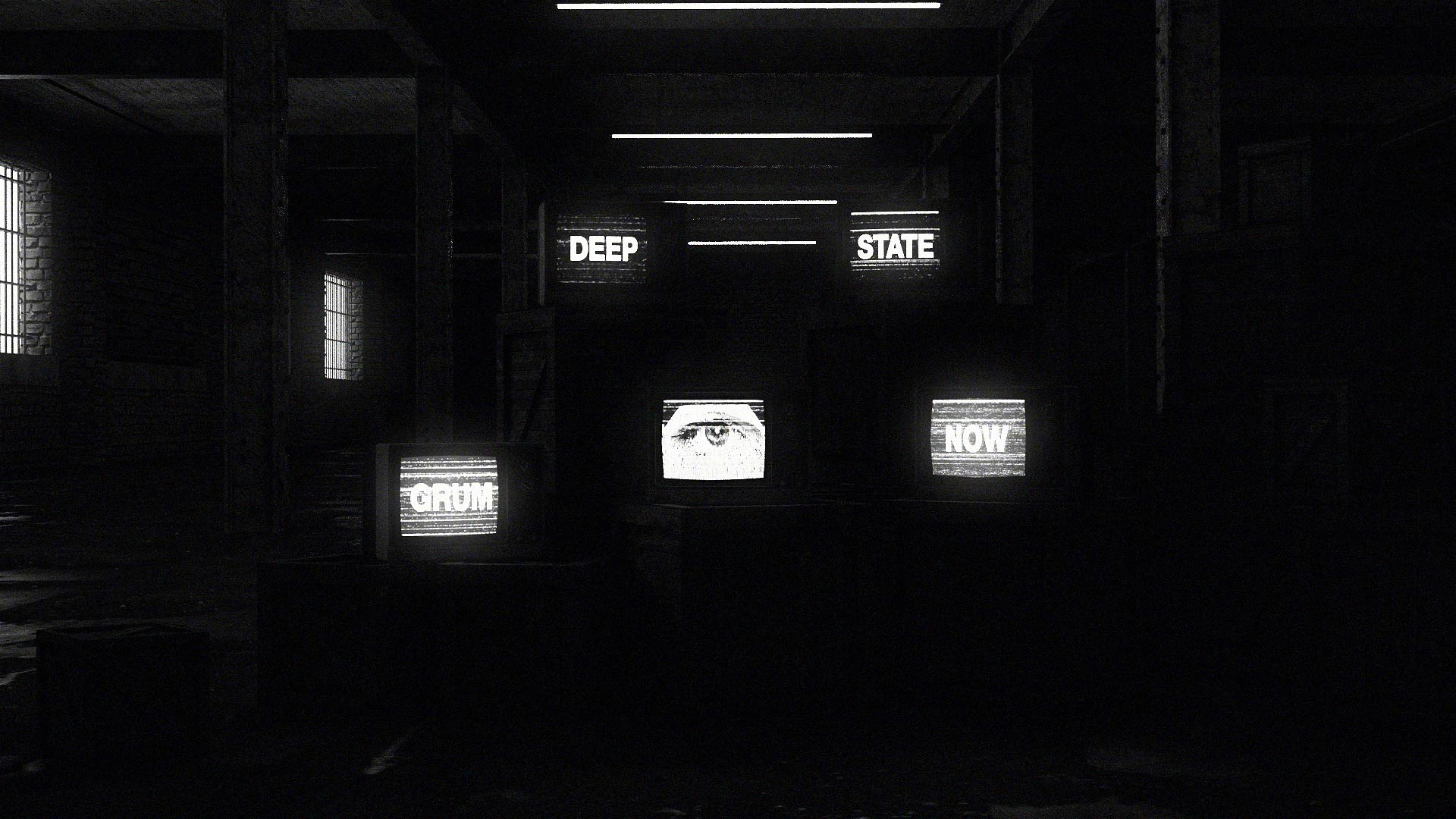 Grum - Deep State Album Visuals